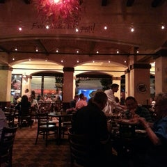 Photo taken at Grotto Ristorante by Edward G. on 9/25/2013