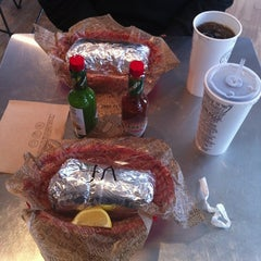 Photo taken at Chipotle Mexican Grill by Shelby K. on 12/16/2012