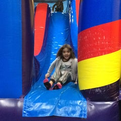 Photo taken at Pump It Up by Justin H. on 3/7/2015