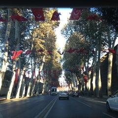 Photo taken at Beşiktaş by Nilüfer Ö. on 10/23/2013