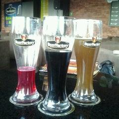Photo taken at Beer Factory by Jesus Antonio R. on 12/9/2012
