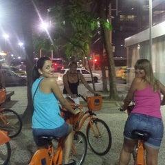 Photo taken at BikeRio - Estação 05 by Arildo P. on 4/7/2014