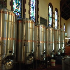 Photo taken at The Church Brew Works by Edgar S. on 4/14/2013