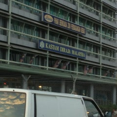 Photo taken at Jabatan Kastam Diraja Malaysia by ☆sلи  қԑϲιқ★ on 4/7/2013