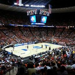 Photo taken at Frank Erwin Center (ERC) by William H. on 3/22/2013