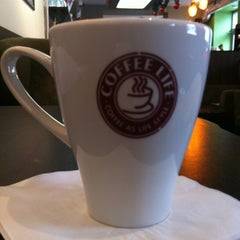 Photo taken at Coffee Life by Анжела К. on 12/18/2012