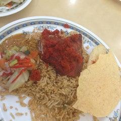 Photo taken at Restoran Insaf by Atiqah K. on 1/17/2013