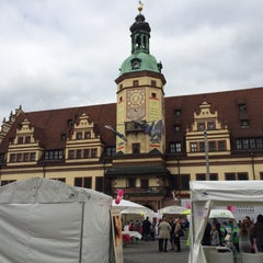 Photo taken at Altes Rathaus by Sören D. on 6/25/2015