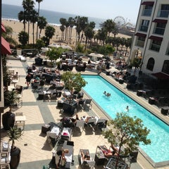 Photo taken at Loews Santa Monica by Rachid S. on 5/19/2013