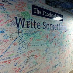 Photo taken at Facebook NYC by christian f. on 11/6/2015