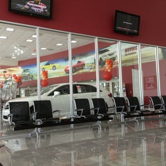 Photo taken at Toyota of South Florida by Carlos O. on 7/26/2013