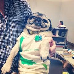 Photo taken at DailyCandy HQ by Jillian K. on 11/28/2012