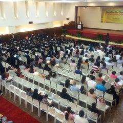 Photo taken at Taylor's College Subang Jaya by Iris W. on 12/13/2012