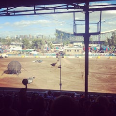 Photo taken at Arizona State Fair by Josh deejay R. on 11/2/2014