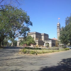 Photo taken at Savitribai Phule Pune University by Prakash W. on 1/2/2013