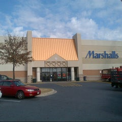 Photo taken at Marshalls by Cesar, Jr. C. on 12/4/2012