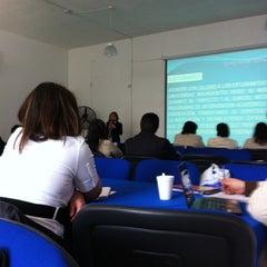 Photo taken at Universidad Insurgentes Plantel Norte by Luis V. on 12/3/2012
