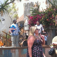 Photo taken at Harambe Village by Jerry F. on 5/8/2013