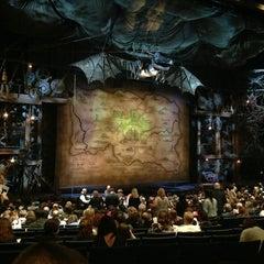 Photo taken at Gershwin Theatre by Benjamin C. on 5/19/2013