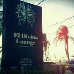 Photo taken at El Divino by Luis Fernando F. on 10/5/2012