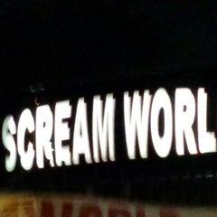 Photo taken at Screamworld by Shawn M. on 10/12/2014