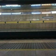 Photo taken at RENFE Passeig de Gràcia by Javi G. on 6/1/2013