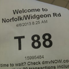 Photo taken at Virginia Department of Motor Vehicles by Laura R. on 4/6/2013
