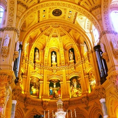 Photo taken at St. Francis Xavier Catholic Church by Judd M. on 12/14/2012