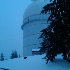 Photo taken at Национална Астрономическа Обсерватория (National Astronomical Observatory) by Гюнер З. on 4/19/2014