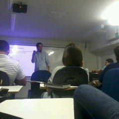 Photo taken at Faculdade Boa Viagem - Campus Boa Vista by Renan A. on 11/1/2012