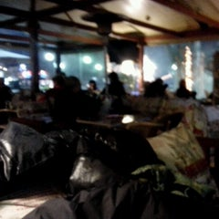 Photo taken at Platia Cafe by Filio M. on 12/30/2012