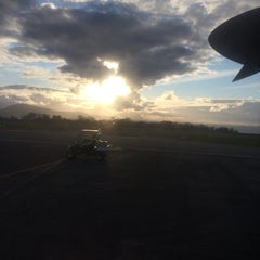 Photo taken at Rotorua International Airport (ROT) by Hamish M. on 9/17/2015