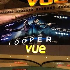 Photo taken at Vue Cinema by Khalid Q. on 9/28/2012