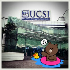 Photo taken at UCSI University (South Wing) by yin on 12/23/2012