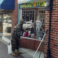 Photo taken at Downtown Arts District by Deborah W. on 11/2/2012