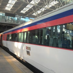 Photo taken at 서울역 (Seoul Station - KTX/Korail) by Jerald K. on 3/10/2013