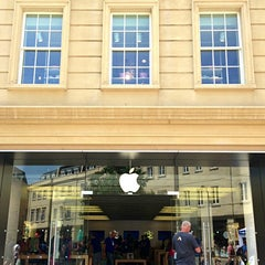 Photo taken at Apple Store, SouthGate by Apple A. on 7/5/2013