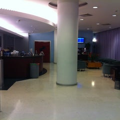 Photo taken at BLQ Marconi Business Lounge by Benito G. on 10/29/2012
