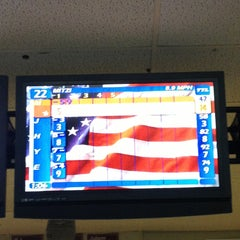 Photo taken at Del Rosa Lanes by Yaneth H. on 4/14/2013