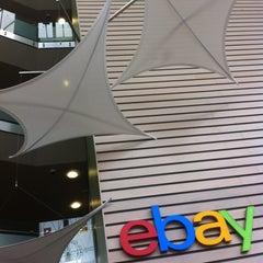Photo taken at eBay by Anna T. on 9/11/2013