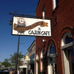 Photo taken at Gumbeaux's Cajun Cafe by Lawrence W. on 4/20/2013