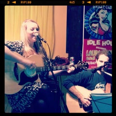 Photo taken at Bobby's Idle Hour Tavern by 1680PR on 10/24/2012