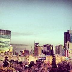Photo taken at Park Hyatt Melbourne by Harry M. on 6/20/2013