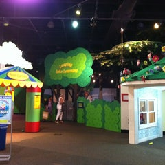 Photo taken at The Children's Museum of Atlanta by Nuria P. on 5/25/2013