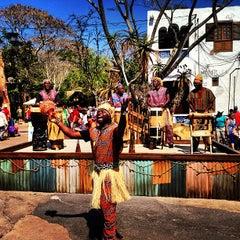 Photo taken at Harambe Village by Ivan P. on 3/19/2013