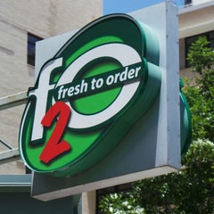 Photo taken at f2o - Fresh to Order by Joel J. on 5/28/2013