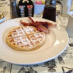 Photo taken at Stooge's Cafe by Vanessa V. on 12/30/2012