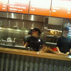 Photo taken at Chipotle Mexican Grill by Michael W. on 12/2/2012
