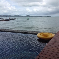 Photo taken at Serenity Resort & Residences Phuket by Chaowalit on 8/21/2012