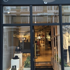 Photo taken at GoodHood by Kevin N. on 8/16/2015